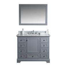 50 Most Popular Modern 42 Inch Bathroom Vanities For 2021 Houzz