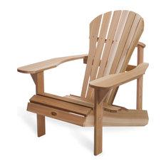 Cedar Adirondack Athena Chair