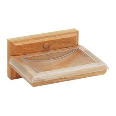 Hipp Hardware Plus Oak Soap Dish, B50101