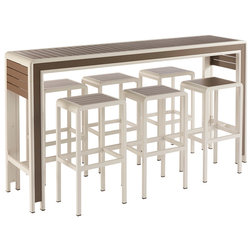 Contemporary Outdoor Pub And Bistro Sets by A.R.T. Home Furnishings
