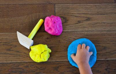 DIY : Fabriquer de la pâte à modeler maison