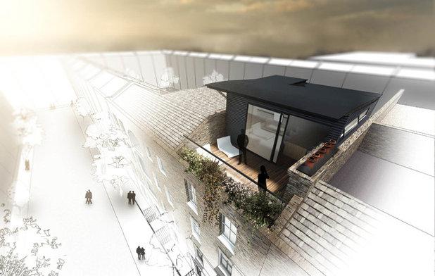 Contemporary Rendering by VORBILD Architecture