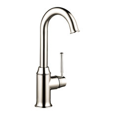 Talis C Bar Faucet, 1.5 GPM, Polished Nickel