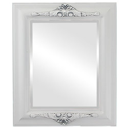 Traditional Bathroom Mirrors by The Oval & Round Mirror Store