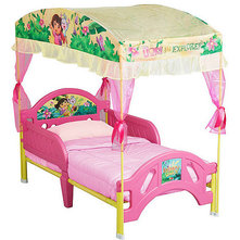 Contemporary Toddler Beds by Walmart