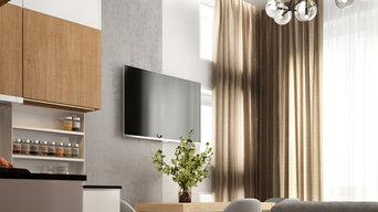 Апартаменты в современном стиле