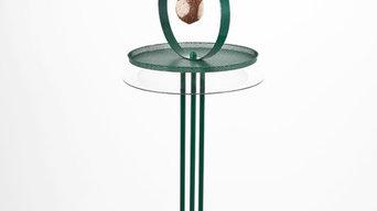 Zen Birdtable with squirrel baffle