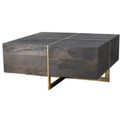 Transitional Coffee Tables by World Bazaar Outlet