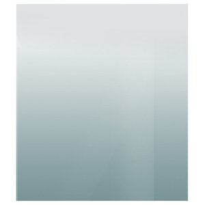 Graduated Prussian Blue Glass Splashback, 100x75 Cm
