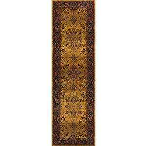 Gabbeh 836-J Runner, 68x235 cm