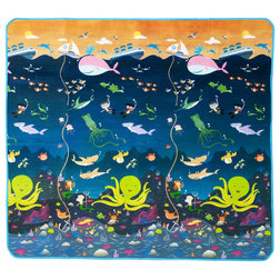 Beach Style Baby Gyms And Play Mats by Prince Lionheart