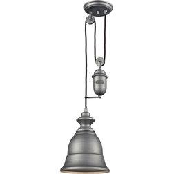 Industrial Pendant Lighting by Fratantoni Lifestyles