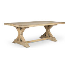 Willoughby Industrial Farmhouse Coffee Table