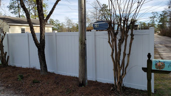 Eric & Sons Privacy Fencing