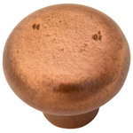 Alno - Alno A1405 Sierra 1-5/8 Inch Mushroom Cabinet Knob - Features: