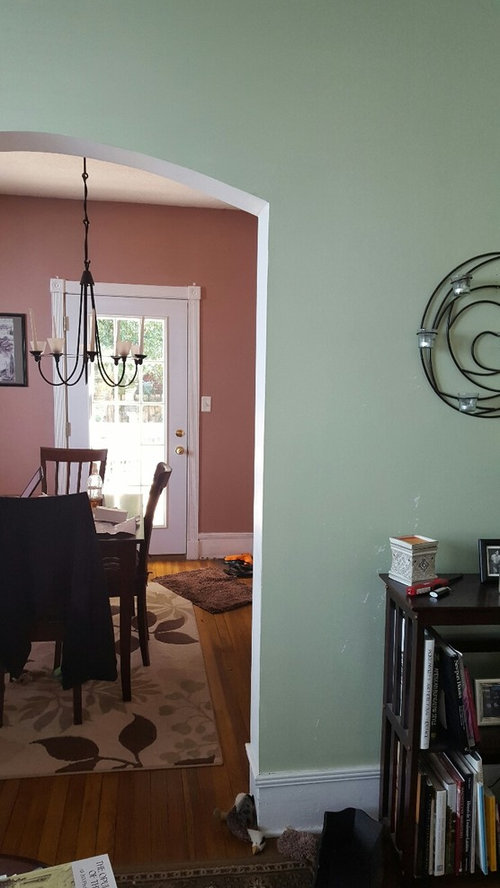 Warm Greige Paint Color For Low Light North Facing Living