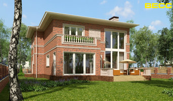 Дом в немецкой деревне