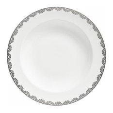 "Vera Wang Rim Soup Plate 9"""