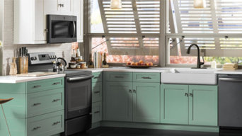 Kitchen Remodel featuring GE Appliances