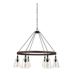 Feiss 6-Light Chandelier