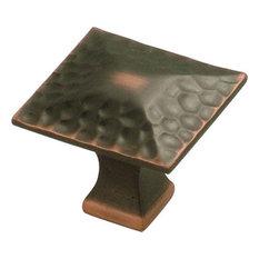 Craftsman Cabinet Knob, Oil-Rubbed Bronze