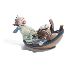 Lladro Circus Waves Figurine