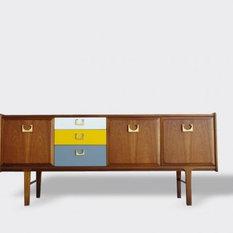 buffets et bahuts modernes. Black Bedroom Furniture Sets. Home Design Ideas