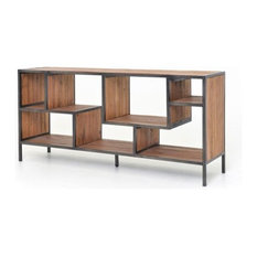 Four Hands Furniture - Irondale Helena Console Bookcase - Console Tables