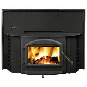 Cast Iron Epa Certified Wood Fireplace Insert 55000 Btus