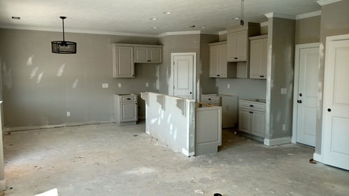 Gray Cabinets With Gray Walls
