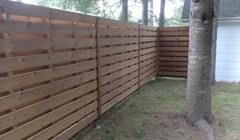 Pre Fab Thermally Modified Pine fencing