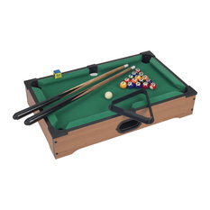 Mini Tabletop Pool Table by Trademark Games