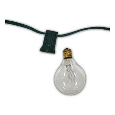 100-Bulb String Lights, Clear