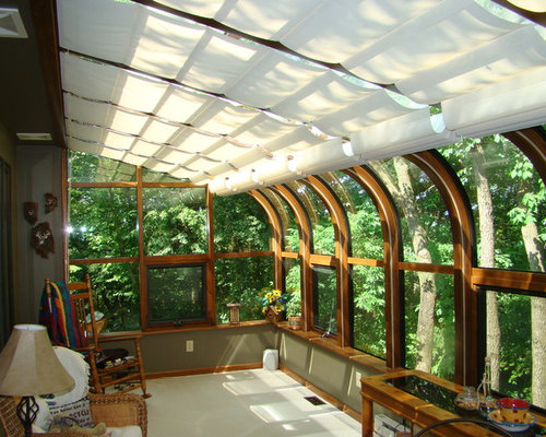Sunroom Shades By Thermal Designs Inc