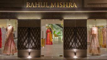 Rahul mishra boutique  kala ghoda
