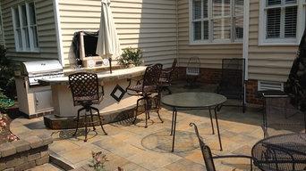 Richmond Outdoor Kitchen
