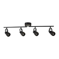 Catalina Lighting - Catalina 4 Light LED Adjustable Fixed Track Luminaire - Track Lighting  sc 1 st  Houzz & Industrial Lighting | Houzz azcodes.com