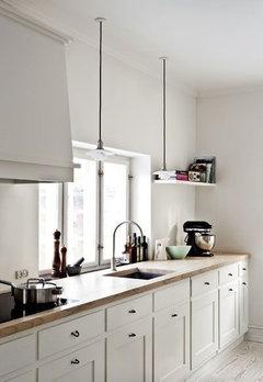 finestra bassa in cucina