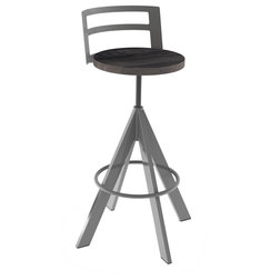 Midcentury Bar Stools And Counter Stools by Amisco Industries Ltd