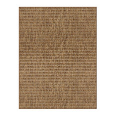 Couristan Antigua Accent Rug, Indoor/Outdoor Carpet, 3 Colors & 54 Sizes, Bronze