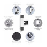 LED house number light L630 with various functions