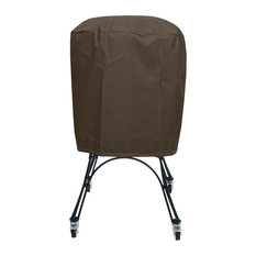 """Weathermax Extra Large Smoker Cover, Chocolate, 24""""x24""""x34"""""""