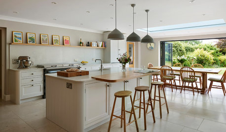 Kitchen Tour: A Large Extension Creates a Beautiful Family Room