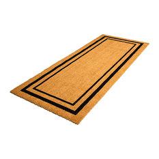 Decoir Classic Border Coir Doormat Doormats