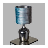 Nebulus Table Lamp Teal Ombre