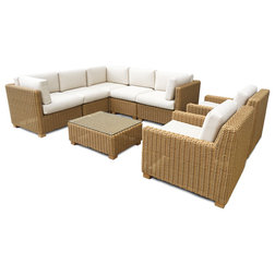 Tropical Outdoor Lounge Sets by Eddie Bauer
