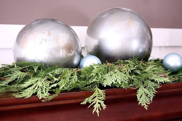 Shine up your holidays with diy mercury glass globes by the yellow cape cod solutioingenieria Choice Image
