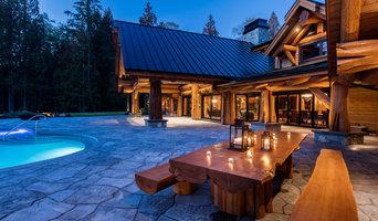 Log House Langle