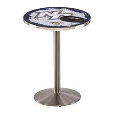 Nashville Predators Pub Table 36-inchx42-inch