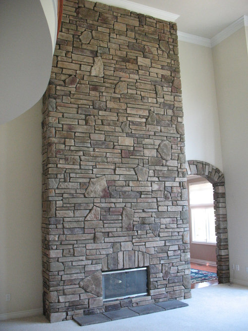 Chardonnay Country Ledgestone Houzz